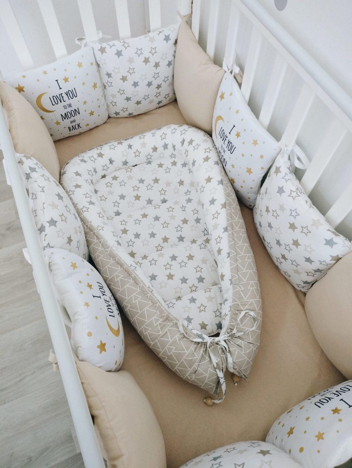 Ткань для детских бортиков в кроватку купить камтекс пряжа